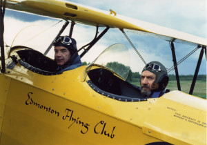 Denny May and Bob Horner in Finch