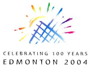 Edmonton 2004 Logo