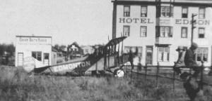 Canuck & Edson Hotel