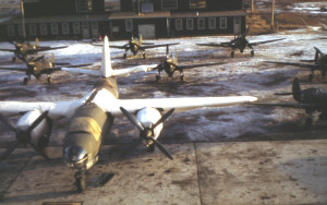 Douglas Boston & P39's.3