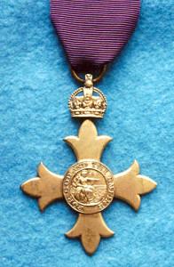 MedalOBE