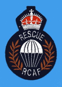 RCAF Rescue Badge