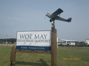 Wop May Memorial Airport